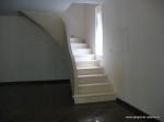 Escaliers en marbre sur vo te sarrasine escaliers balanc es for Pose carrelage escalier tournant